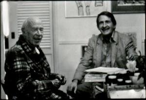 Henry Miller & Noel Young