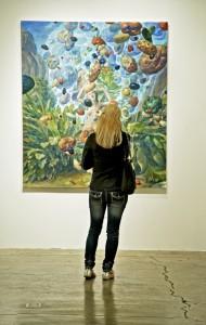 Julie Heffernan Exhibit